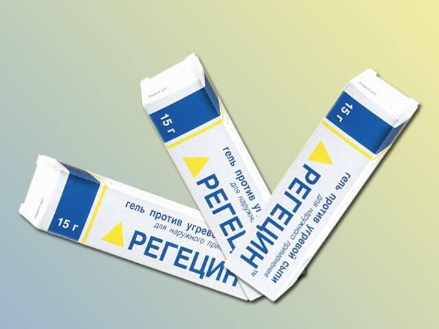 Регецин-гель