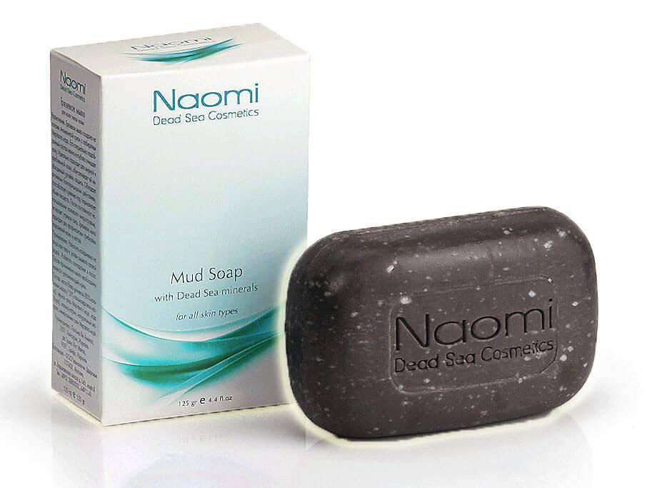 грязевое мыло Naomi