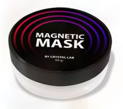 Magnetic Mask by Crystal Lab